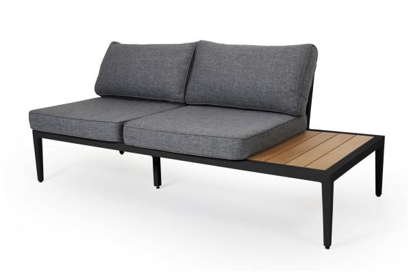 Whistler Soffa 2-sits V matt med dyna
