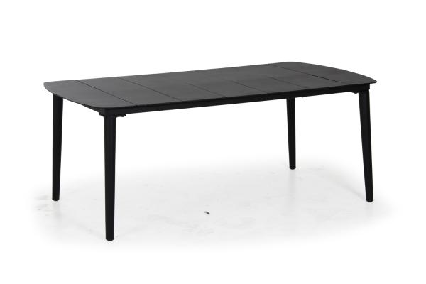 Grandby soffbord 135x70 H50 svart Brafab