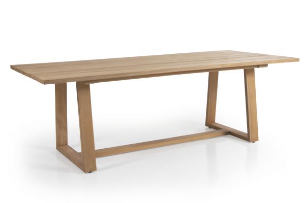 Laurion matbord 230x100 H73 cm natur Brafab