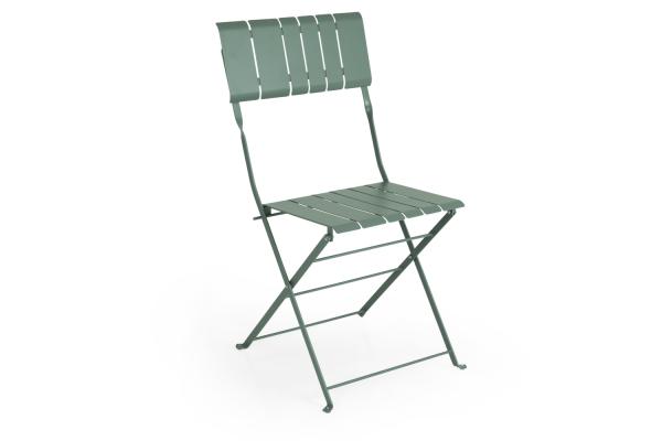 Brafab Bradano matstol fällbar grön