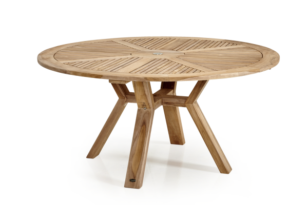 Circus matbord Ø150 H73 cm natur Brafab
