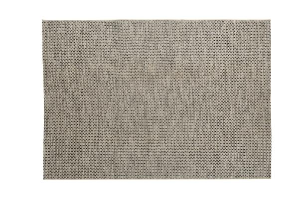 Elvas matta 200x290 grå/blå Brafab
