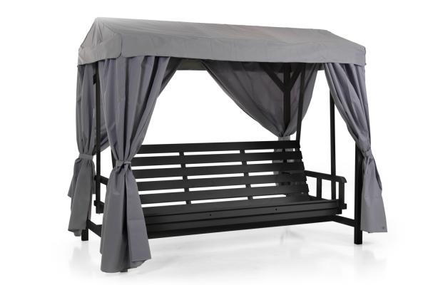 Brafab Heaven hammock svart/grå
