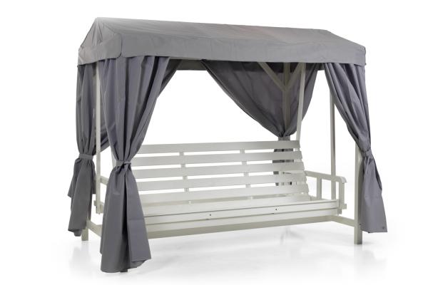 Heaven hammock vit/grå Brafab