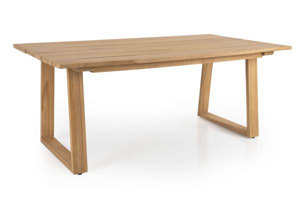 Laurion matbord 180x100 H73 cm natur Brafab