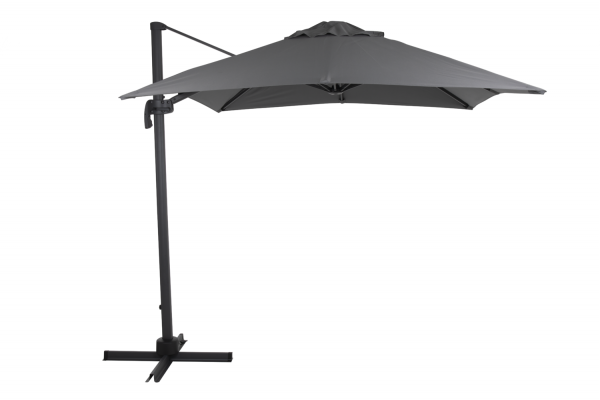 Linz frihängande parasoll 250x250 Brafab