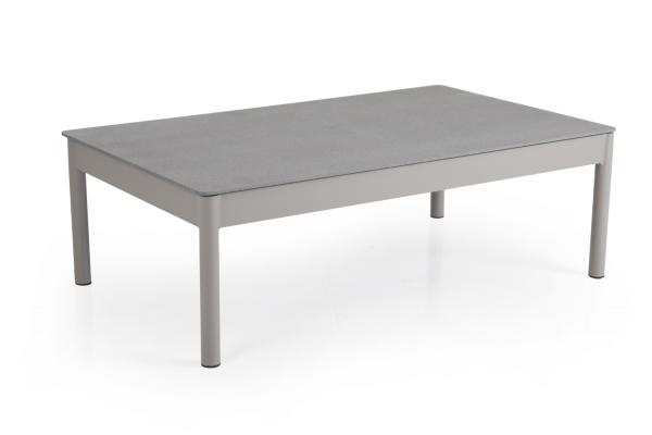 Muro cafébord 121x73 H 41 khaki/grå Brafab