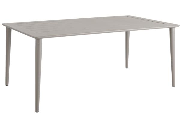 Brafab Nimes matbord 200x98 H73 cm khaki