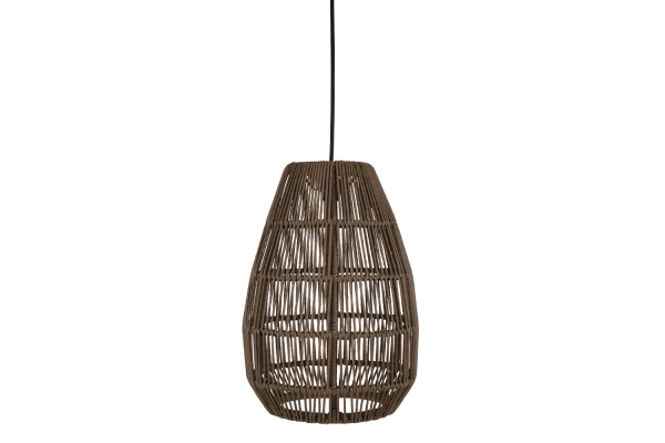 Pamir lampskärm H53 ljusbrun Brafab