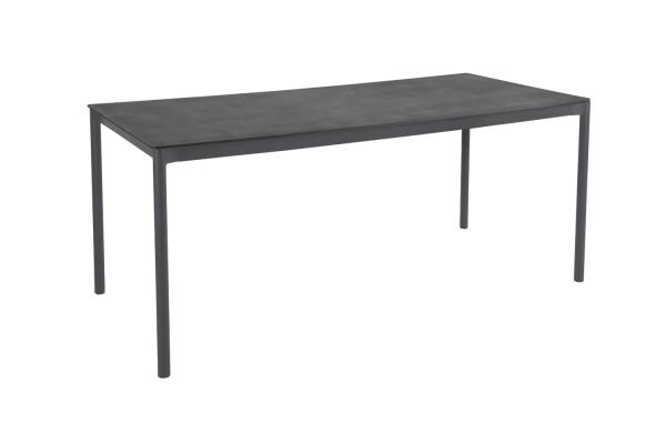 Brafab Renoso matbord 160x100 antracit/grå