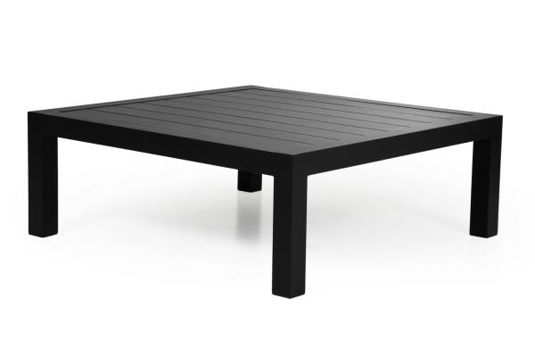 Brafab Stettler soffbord 112x112 H43 KD svart