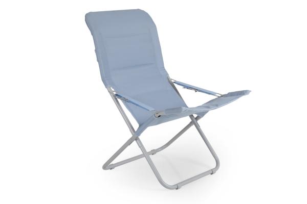 Tarn strandstol blå Brafab