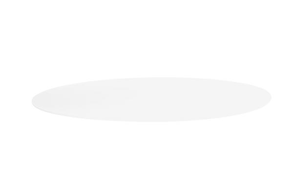 Taverny bordsskiva Ø65 cm vit Brafab