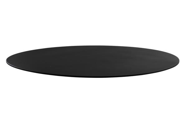 Taverny bordsskiva Ø85 cm svart Brafab