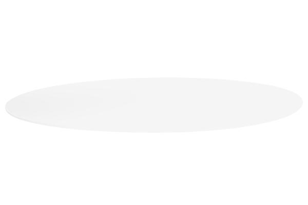 Taverny bordsskiva Ø85 cm vit Brafab