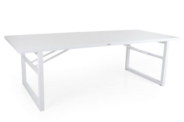 Vevi matbord 230x95 H72 cm vit Brafab