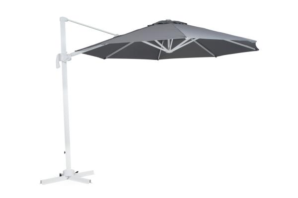 Linz frihängande parasoll Ø300 cm Brafab