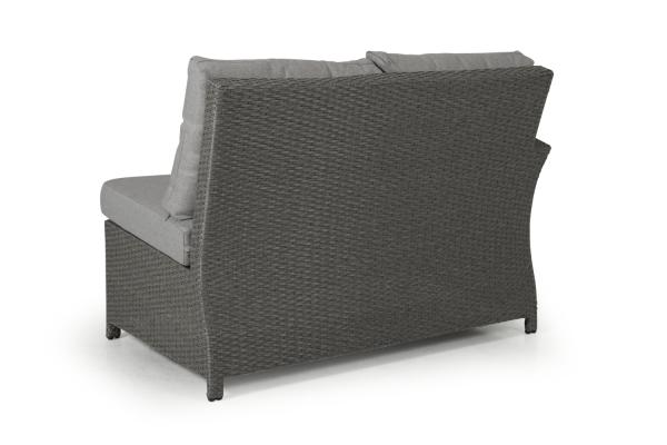 Soho soffa 2-line 2-sits  HV grå med dyna Brafab